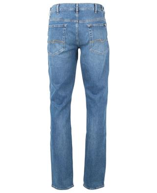 Ronnie Officer Blue skinny fit jeans 7 FOR ALL MANKIND