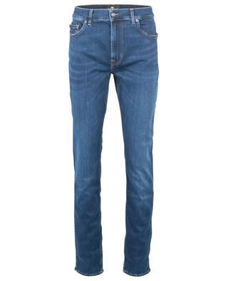 Jean skinny foncé Ronnie Special Edition Uniform Blue 7 FOR ALL MANKIND