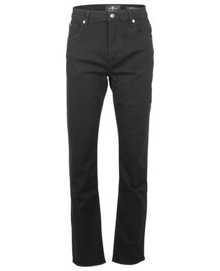Jean fuselé Slimmy Tapered Special Edition Luxe Performance Rinse Black 7 FOR ALL MANKIND