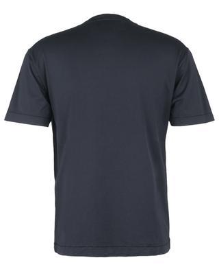 Kurzarm-T-shirt aus Baumwolle mit Windrose auf der Brust STONE ISLAND