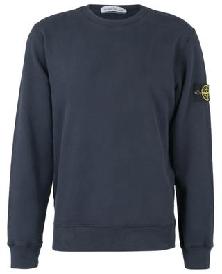 Sweat-shirt en coton patch rose des vents STONE ISLAND