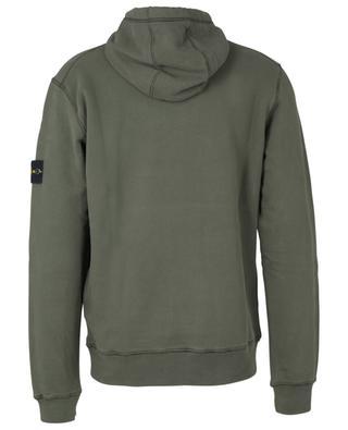 Baumwollsweatshirt mit Kapuze 64120 STONE ISLAND