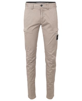 Pantalon cargo en coton stretch 312L1 STONE ISLAND