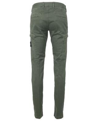 312L1 cotton stretch cargo trousers STONE ISLAND