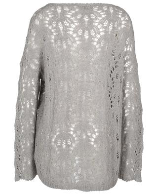 Oversize-Pullover aus Kaschmirmix PRINCESS