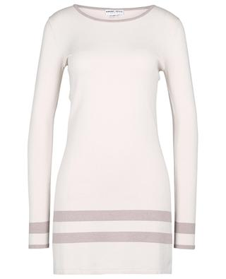 Long-sleeved short striped jumper dress BONGENIE GRIEDER