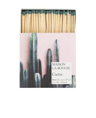 Streichhölzer Kaktus MAISON LA BOUGIE