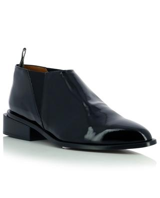 Xever patent leather low boots CLERGERIE