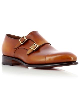 Monkstrap-Schuhe aus Leder SANTONI