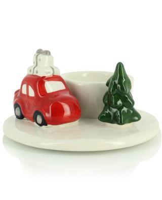 Teelichthalter Auto und Tanne KAEMINGK