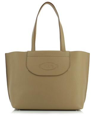 Leather shopping bag TOD'S