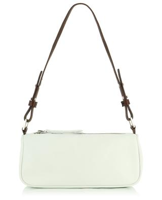 Eve White nappa leather shoulder bag BY FAR