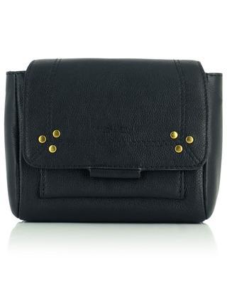 Micro sac en cuir de veau noir Lulu XS JEROME DREYFUSS