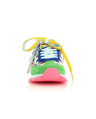 Sneakers aus Stoff und Wildleder Peanuts x The Jogger MARC JACOBS