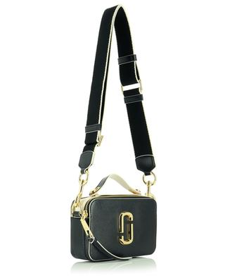 The Large Snapshot bicolour saffiano leather handbag MARC JACOBS