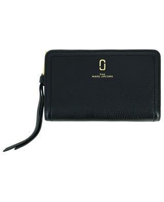 The Softshot grained leather wallet MARC JACOBS