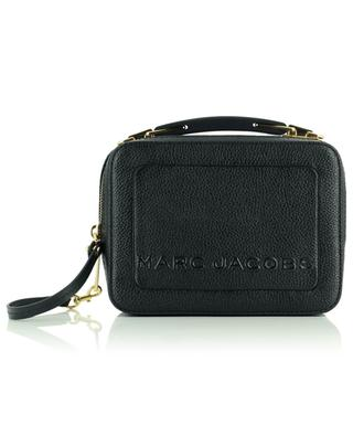 The Mini Box Bag in textured leather MARC JACOBS