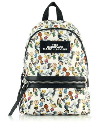 Peanuts x The Medium Backpack in nylon MARC JACOBS