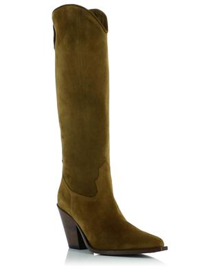 Gavi western spirit suede boots SARTORE