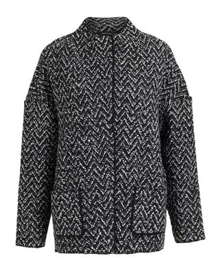 Wool blend jacket ANNECLAIRE