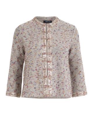 Viscose blend jacket ANNECLAIRE