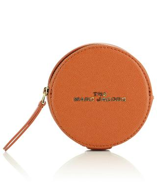 Hot Spot grained leather micro shoulder bag MARC JACOBS