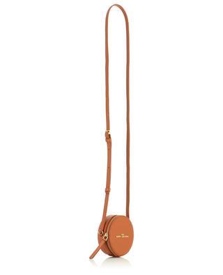 Micro-sac porté épaule en cuir grainé Hot Spot MARC JACOBS