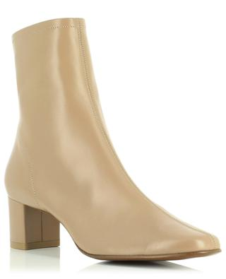 Sofia leather heeled ankle boots BY FAR