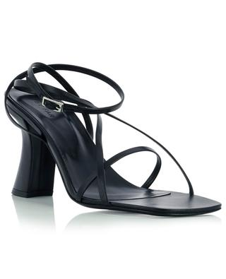 Kersti leather heeled sandals BY FAR