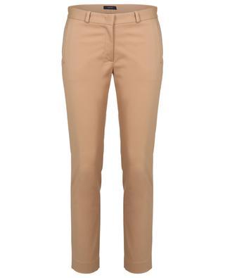 New Eliston compact cotton slim fit trousers JOSEPH