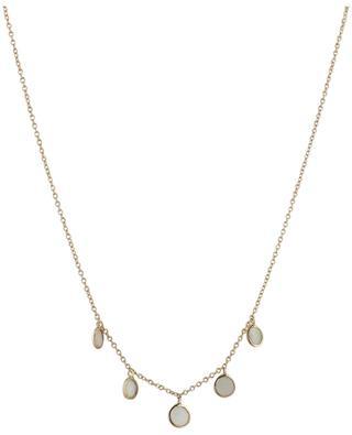 Halskette aus Roségold mit Opalen Éclat GBYG