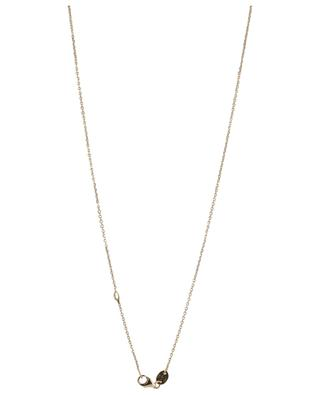 Halskette aus Roségold mit Saphir Résonance GBYG