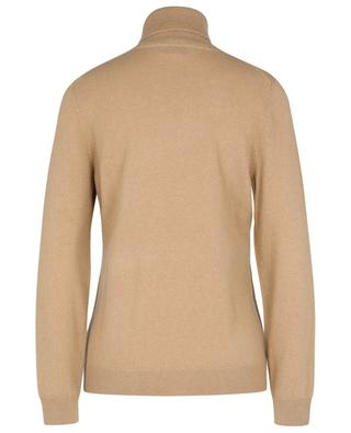 Fitted fine cashmere turtleneck jumper BONGENIE GRIEDER