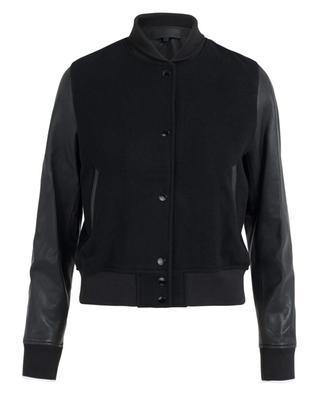 Teddy jacket in wool and leather RAG & BONE