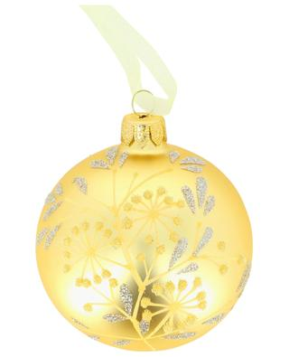 Petal motif Christmas bauble KAEMINGK