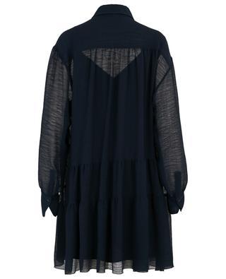 Robe en crêpe oversize SEE BY CHLOE