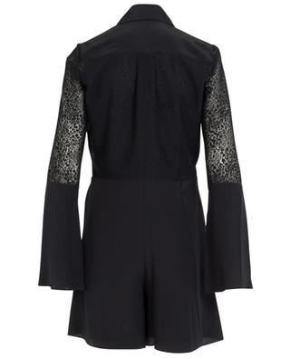 Lace and silk rompers SEE BY CHLOE