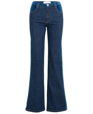 Flared jeans with velvet details SEE BY CHLOE