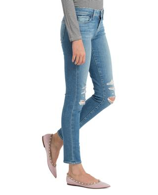Jean skinny effet vieilli PAIGE