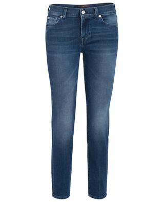 Roxanne slim fit cropped jeans 7 FOR ALL MANKIND