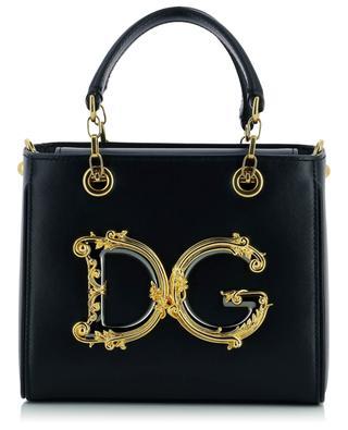 Petit sac porté croisé en cuir DG Girls DOLCE & GABBANA