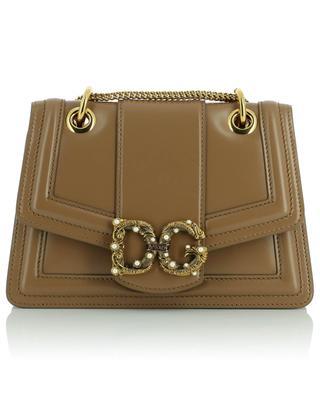DG Amore leather shoulder bag DOLCE & GABBANA