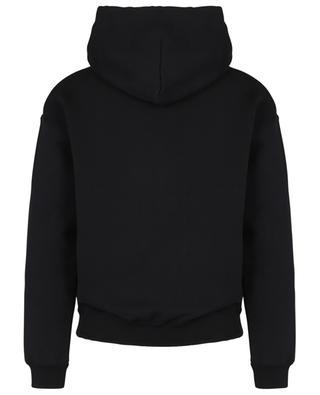 Sweat-shirt à capuche court imprimé GW Small Fit Hoodie BALENCIAGA