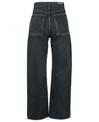 Gerade Jeans mit hoher Taille Ankle Cut BALENCIAGA