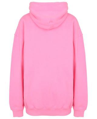 Sweat-shirt à capuche brodé Logo Sponsor Medium Fit BALENCIAGA