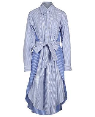 Robe en coton durable rayé STELLA MCCARTNEY