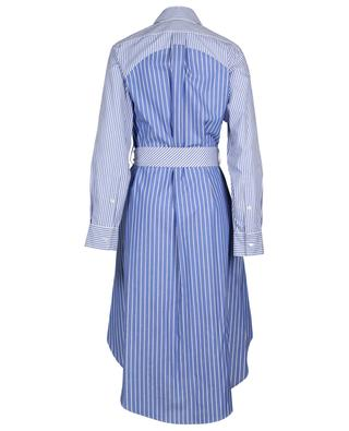 Striped sustainable cotton dress STELLA MCCARTNEY
