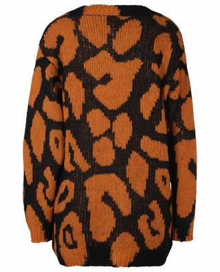 Oversize jumper made in wool, alpaca and cotton blend STELLA MCCARTNEY