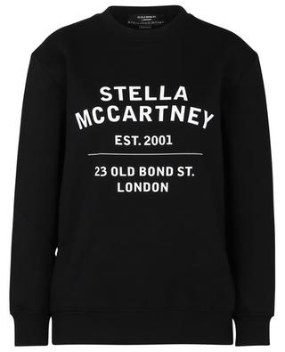 Sweat-shirt décontracté à col rond imprimé 23 OBS STELLA MCCARTNEY