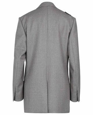 Rylee viscose and cotton blazer with removable sash STELLA MCCARTNEY
